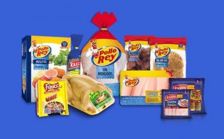productos de pollo campero y CMI